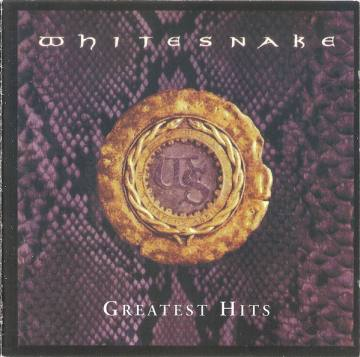 1987 Logo Greatest Hits-Whitesnake 55557