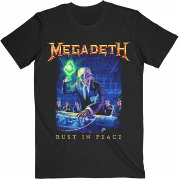 Rust In Peace Tracklist- Megadeth  56409