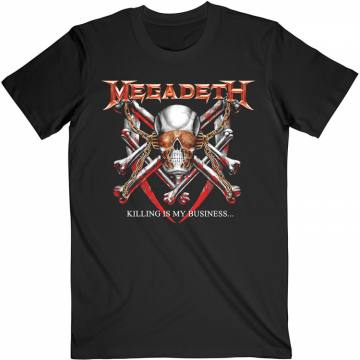 Killing Is My Business- Megadeth  56412