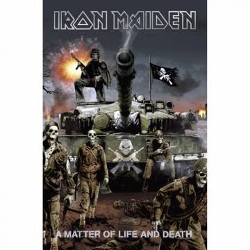 A Matter Of Life And Death-Iron Maiden 56004