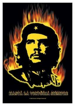 Flaming Che-Che Guevara 57035