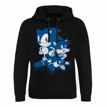 Sonic And Tails Sprayed-Sonic The Hedgehog 57977