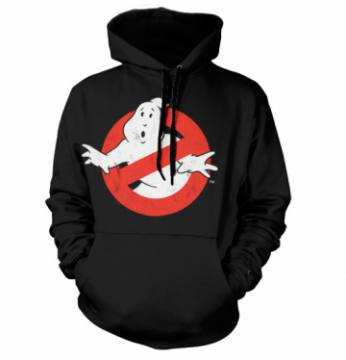 Distressed Logo-Ghostbusters 57898