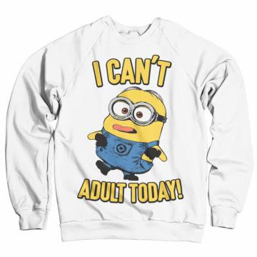 I Can't Adult Today-Despicable Me-Minions 57916