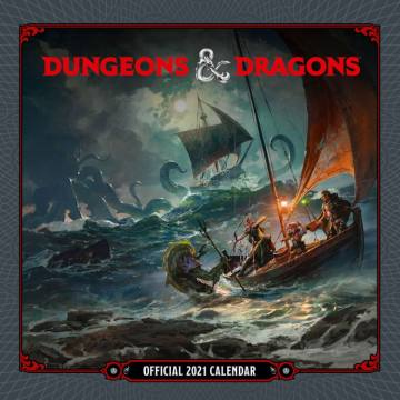 Classic Cover-Dungeons & Dragons 57503
