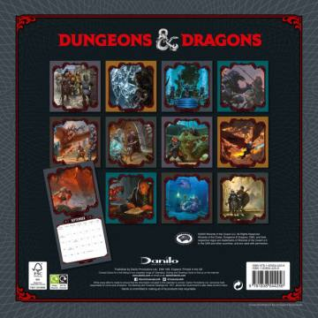 Classic Cover-Dungeons & Dragons 57502