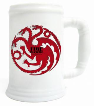 Targaryen Fire and Blood -Game Of Thrones 57957