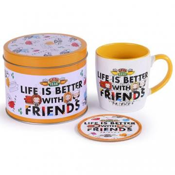 Life Is Better With Friends- Friends 58064