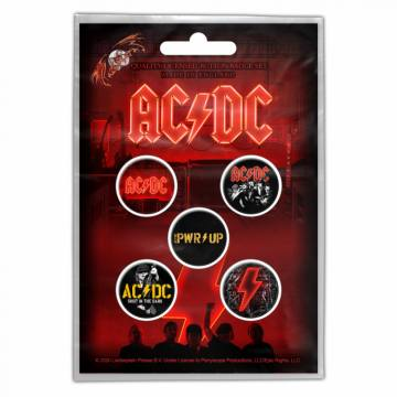 PWR Up -AcDc 58213
