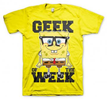 Geek Of The Week-Spongebob 58039