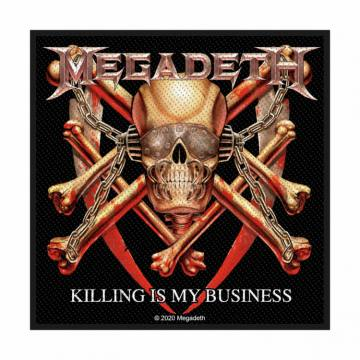 Killing Is My Business- Megadeth 58848