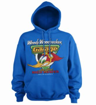Garage-Woody Woodpecker-Disney 58080