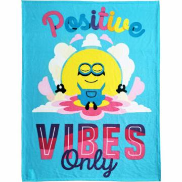 Positive Vibes-Despicable Me-Minions 2 59848