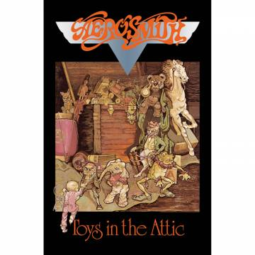 Toys In The Attic- Aerosmith 59543