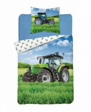 Green Tractor 60039