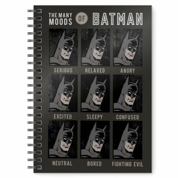 The Many Moods- Batman 60162
